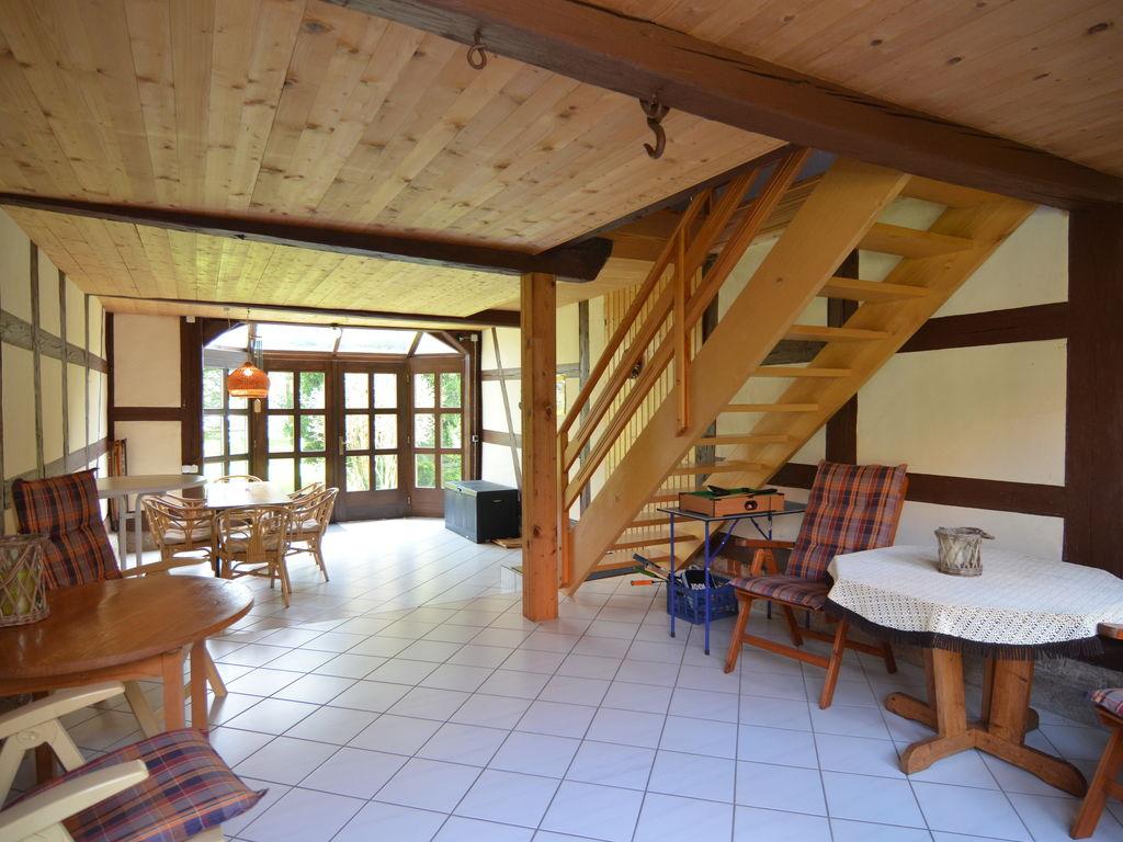 Ferienhaus Gemütliche Ferienwohnung in Tabarz Thüringen in Waldnähe (294321), Tabarz, Thüringer Wald, Thüringen, Deutschland, Bild 21