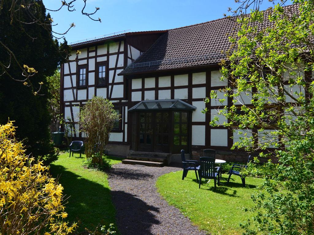 Ferienhaus Fachwerkhaus Thüringen (294321), Tabarz, Thüringer Wald, Thüringen, Deutschland, Bild 1
