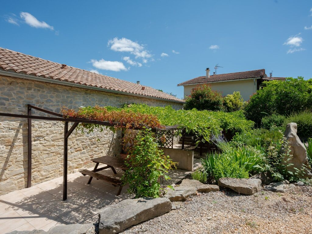 Ferienhaus Idyllisches Ferienhaus in Courry mit Swimmingpool (294379), Saint Ambroix, Gard Binnenland, Languedoc-Roussillon, Frankreich, Bild 36