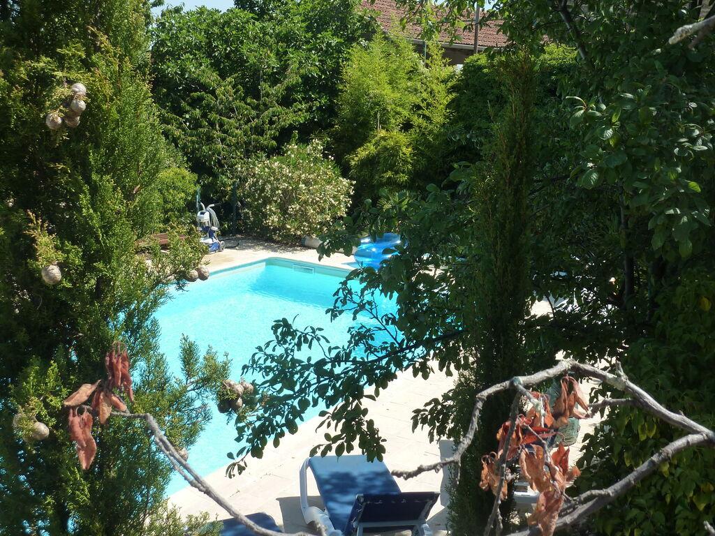 Ferienhaus Geräumiges Ferienhaus mit Swimmingpool in Courry (294386), Saint Ambroix, Gard Binnenland, Languedoc-Roussillon, Frankreich, Bild 2