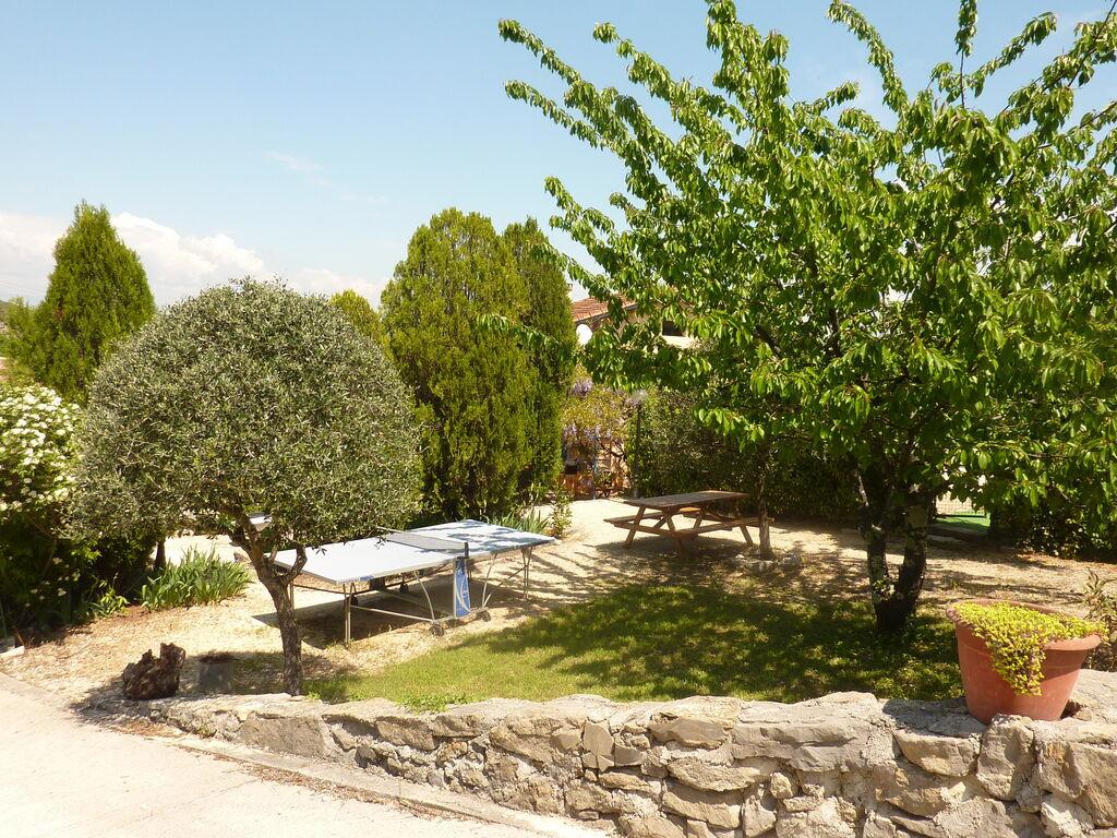 Ferienhaus Geräumiges Ferienhaus mit Swimmingpool in Courry (294386), Saint Ambroix, Gard Binnenland, Languedoc-Roussillon, Frankreich, Bild 21