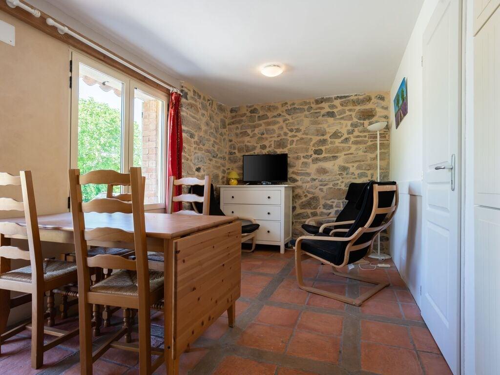 Ferienhaus Geräumiges Ferienhaus mit Swimmingpool in Courry (294386), Saint Ambroix, Gard Binnenland, Languedoc-Roussillon, Frankreich, Bild 10
