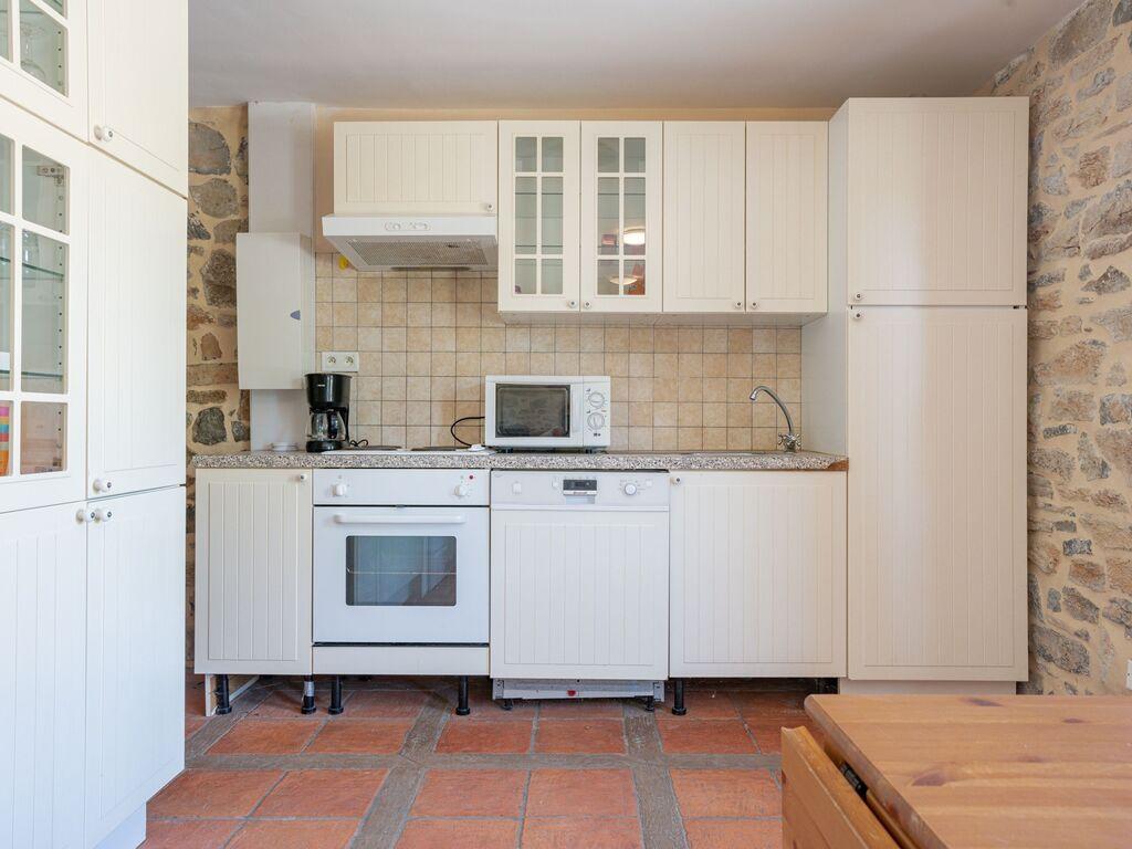 Ferienhaus Geräumiges Ferienhaus mit Swimmingpool in Courry (294386), Saint Ambroix, Gard Binnenland, Languedoc-Roussillon, Frankreich, Bild 12