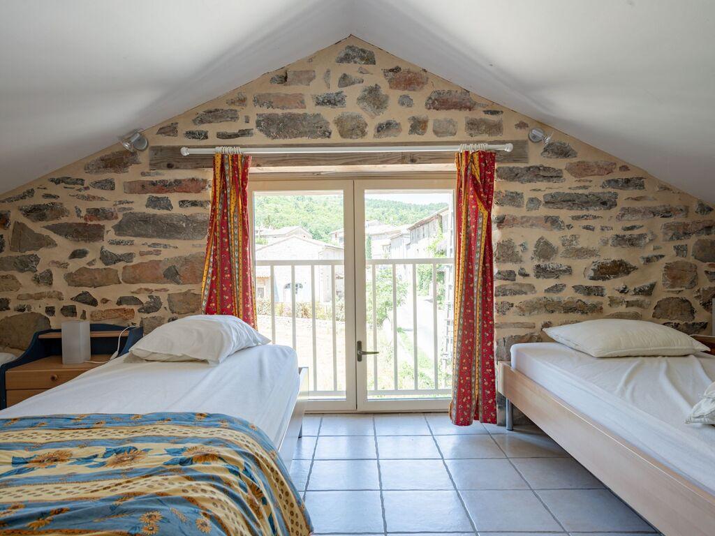 Ferienhaus Geräumiges Ferienhaus mit Swimmingpool in Courry (294386), Saint Ambroix, Gard Binnenland, Languedoc-Roussillon, Frankreich, Bild 16