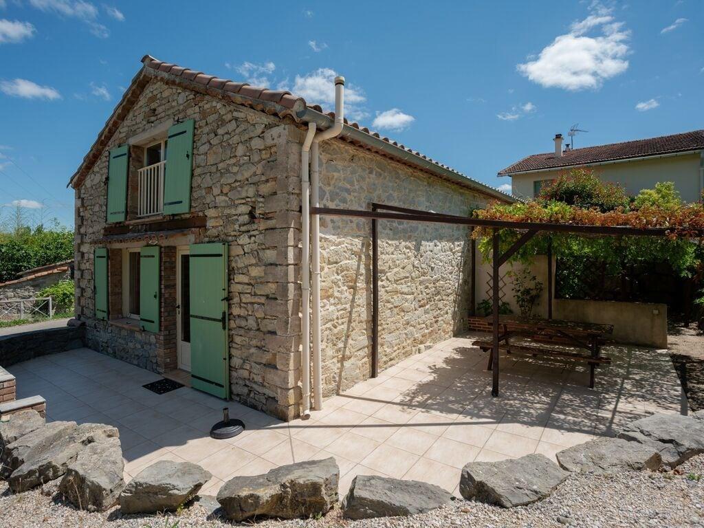 Ferienhaus Geräumiges Ferienhaus mit Swimmingpool in Courry (294386), Saint Ambroix, Gard Binnenland, Languedoc-Roussillon, Frankreich, Bild 7