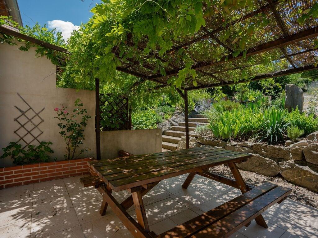 Ferienhaus Geräumiges Ferienhaus mit Swimmingpool in Courry (294386), Saint Ambroix, Gard Binnenland, Languedoc-Roussillon, Frankreich, Bild 5