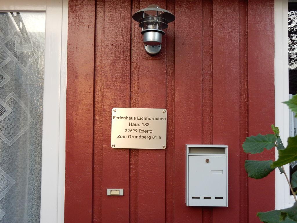 Ferienhaus Dänisches Ferienhaus im Weserbergland mit Sauna. Wohngesund und authentisch. Mitten im Buc (294378), Extertal, Teutoburger Wald, Nordrhein-Westfalen, Deutschland, Bild 2