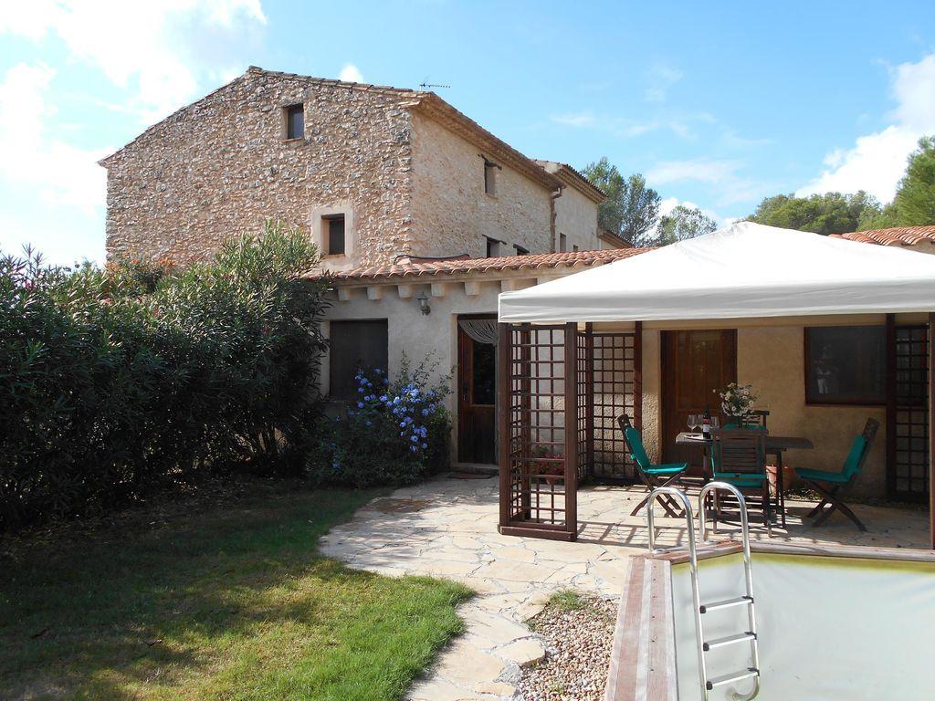 Ferienhaus Schönes Cottage in Renau Costa Dorada mit Swimmingpool (295068), Vilabella, Tarragona, Katalonien, Spanien, Bild 6