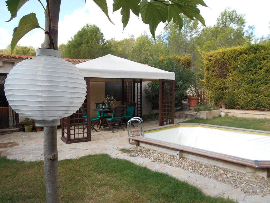 Ferienhaus Schönes Cottage in Renau Costa Dorada mit Swimmingpool (295068), Vilabella, Tarragona, Katalonien, Spanien, Bild 5