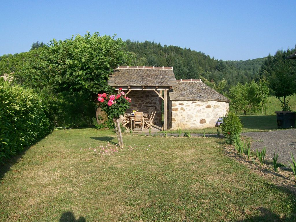 Holiday house Authentique maison auvergnate (295073), Calvinet, Cantal, Auvergne, France, picture 18
