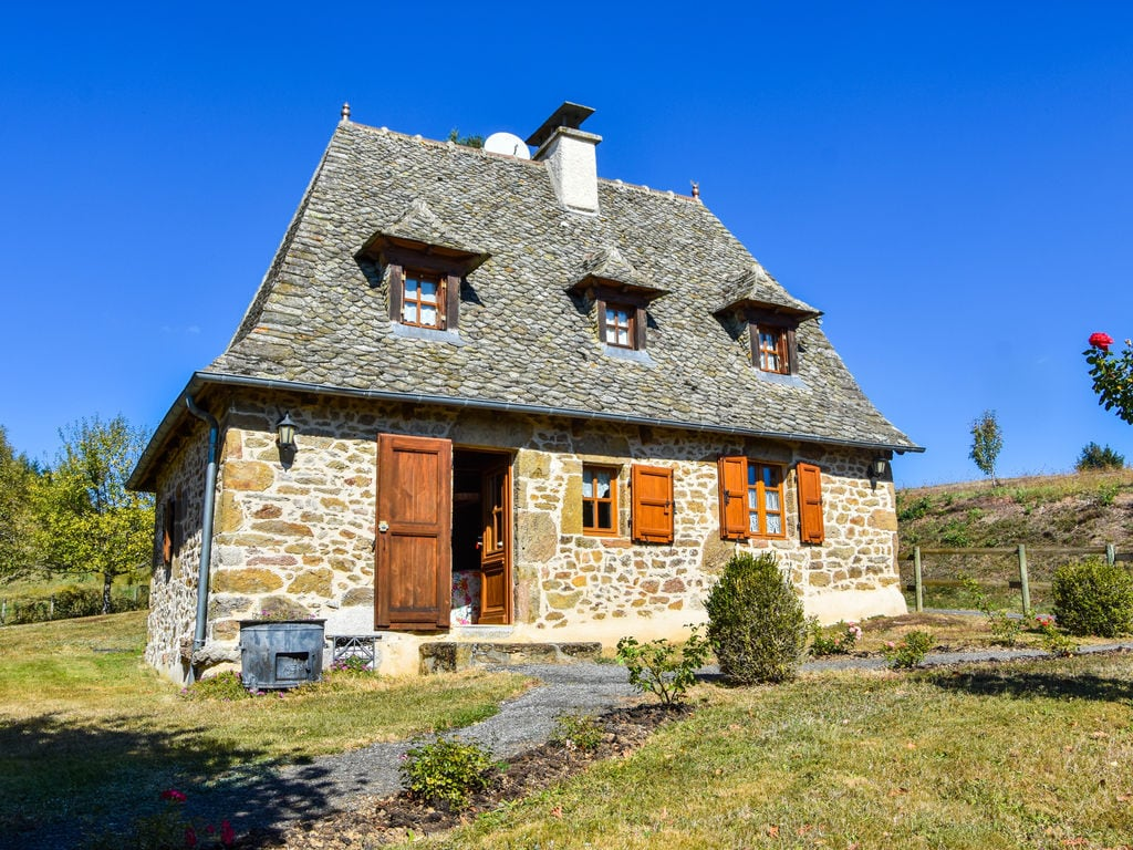 Holiday house Authentique maison auvergnate (295073), Calvinet, Cantal, Auvergne, France, picture 35