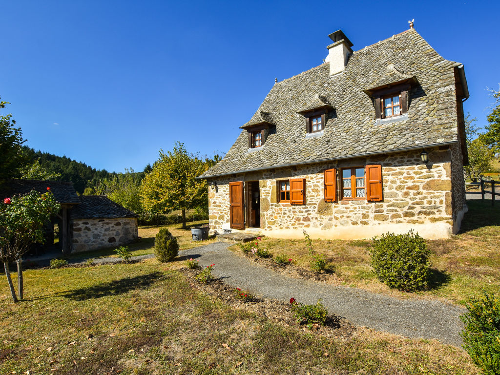 Holiday house Authentique maison auvergnate (295073), Calvinet, Cantal, Auvergne, France, picture 1