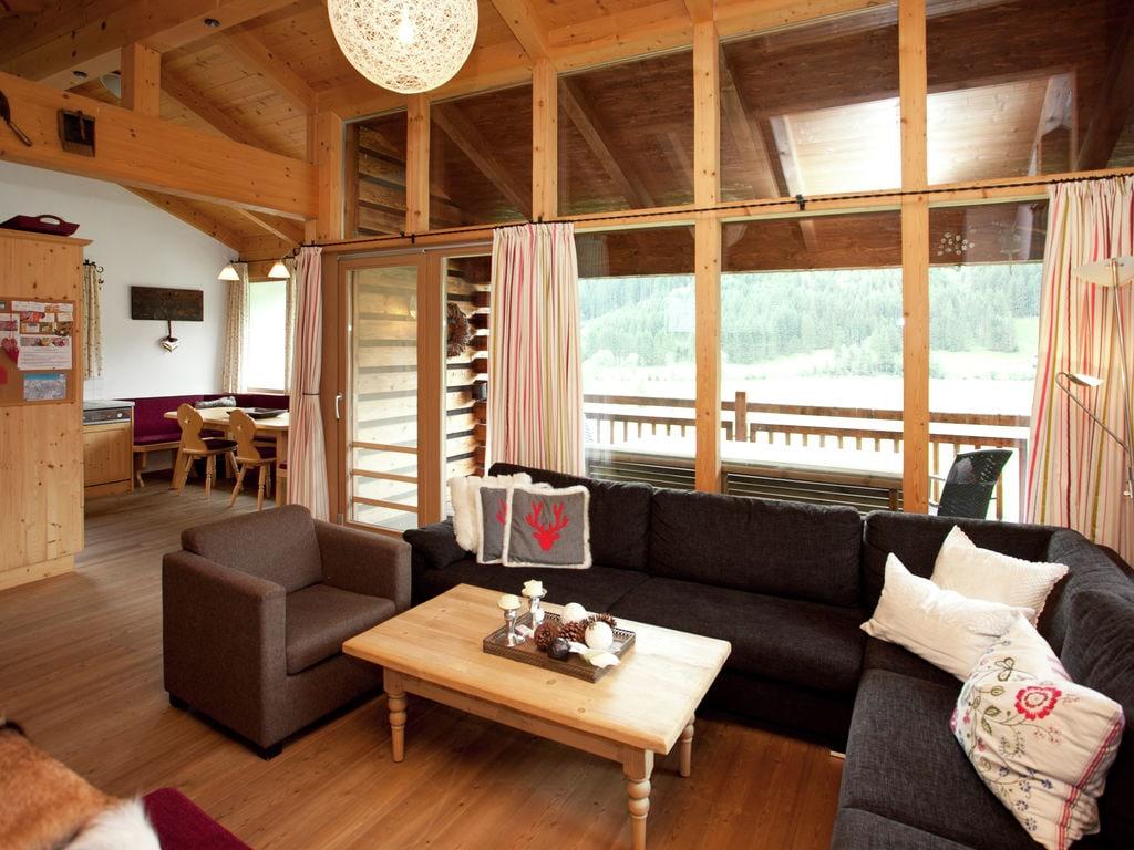 Maison de vacances Chalets im Wald (295234), Wald im Pinzgau, Pinzgau, Salzbourg, Autriche, image 8