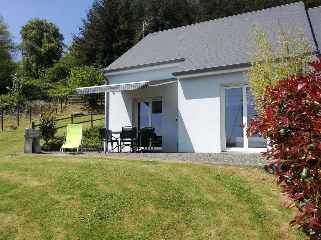 Ferienhaus Haus mit großem Garten in der Nähe von Mont Saint Michel (296848), Villedieu les Poêles, Manche, Normandie, Frankreich, Bild 33