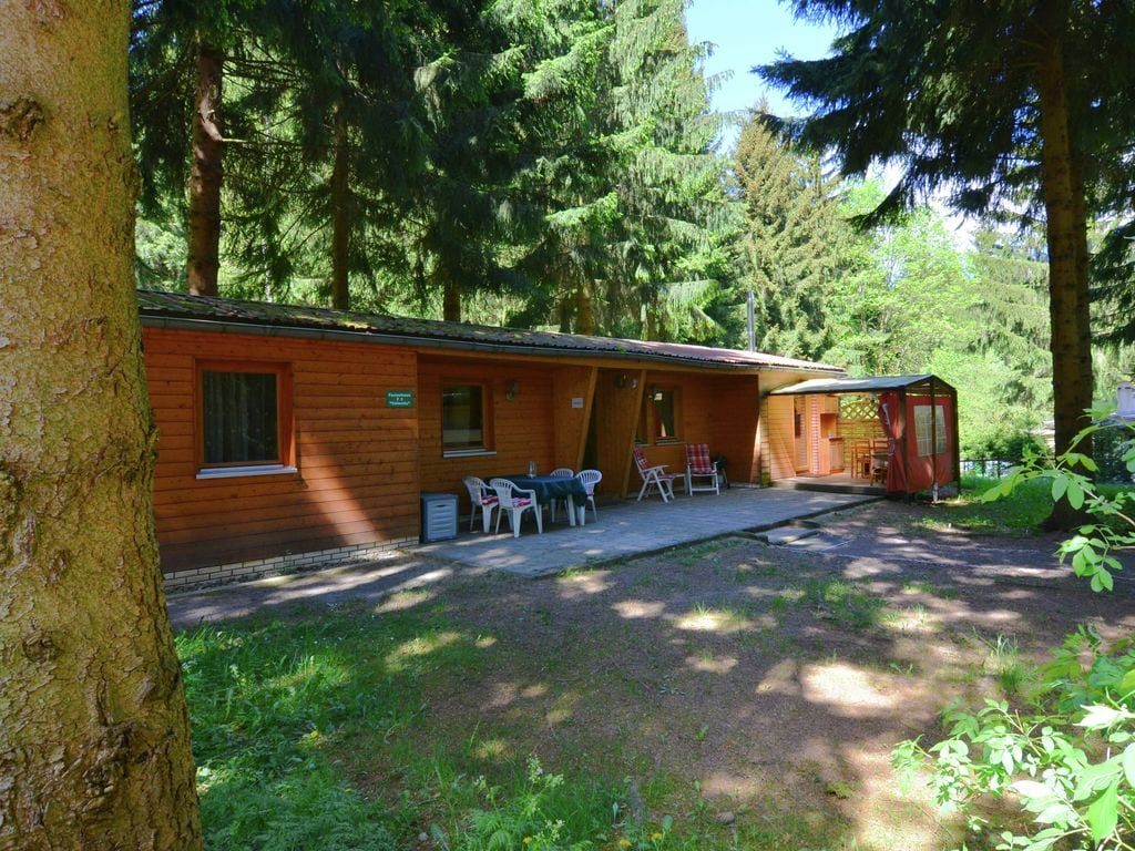 Ferienhaus Schönes Ferienhaus in Friedrichroda inmitten von Wäldern (296825), Friedrichroda, Thüringer Wald, Thüringen, Deutschland, Bild 6
