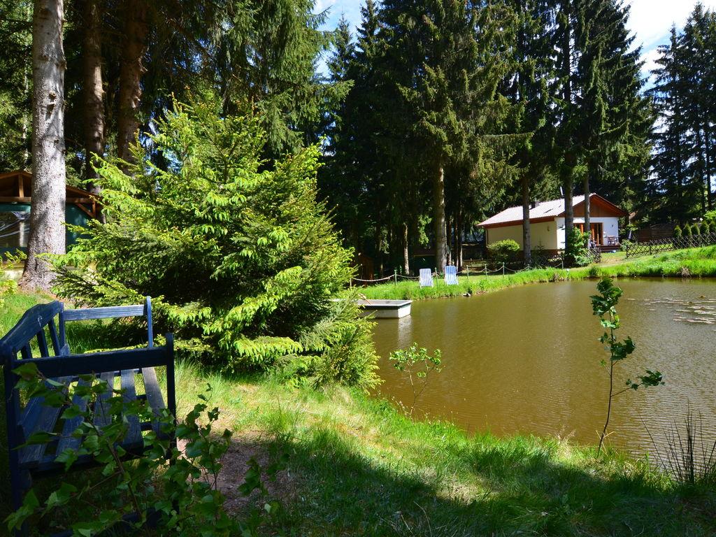 Ferienhaus Schönes Ferienhaus in Friedrichroda inmitten von Wäldern (296825), Friedrichroda, Thüringer Wald, Thüringen, Deutschland, Bild 24