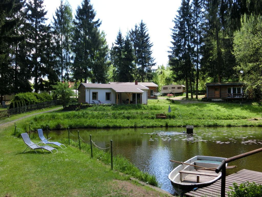 Ferienhaus Gemütliches Ferienhaus mit Sauna in Thüringen (296826), Friedrichroda, Thüringer Wald, Thüringen, Deutschland, Bild 2