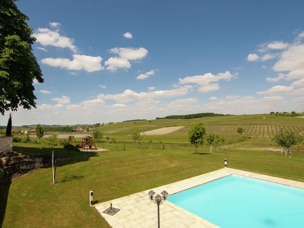 Ferienwohnung Historisches Appartement in Saint-Preuil mit beheiztem Pool (297482), Segonzac, Charente, Poitou-Charentes, Frankreich, Bild 7