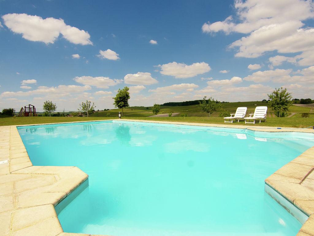Ferienwohnung Historisches Appartement in Saint-Preuil mit beheiztem Pool (297482), Segonzac, Charente, Poitou-Charentes, Frankreich, Bild 6