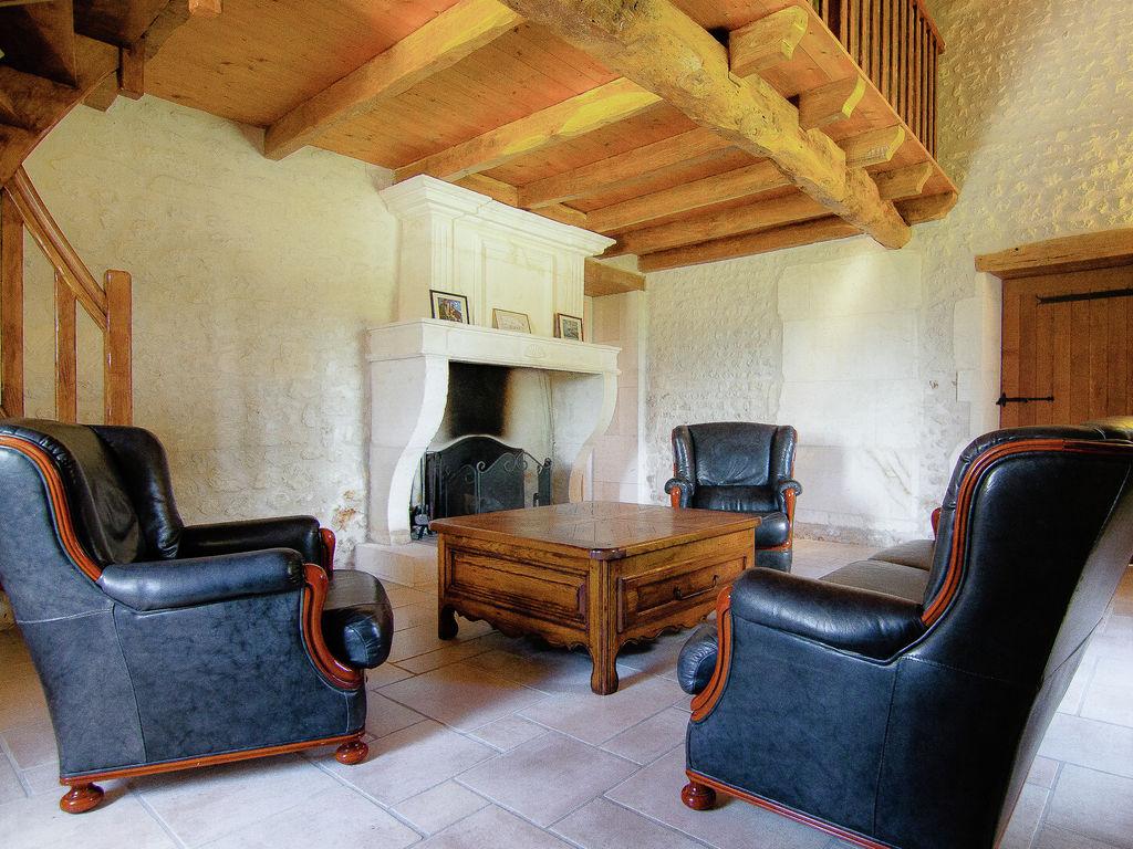 Ferienwohnung Historisches Appartement in Saint-Preuil mit beheiztem Pool (297482), Segonzac, Charente, Poitou-Charentes, Frankreich, Bild 9