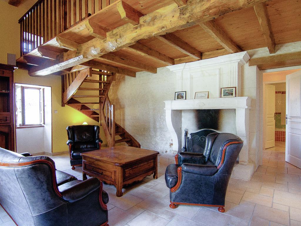Ferienwohnung Historisches Appartement in Saint-Preuil mit beheiztem Pool (297482), Segonzac, Charente, Poitou-Charentes, Frankreich, Bild 8