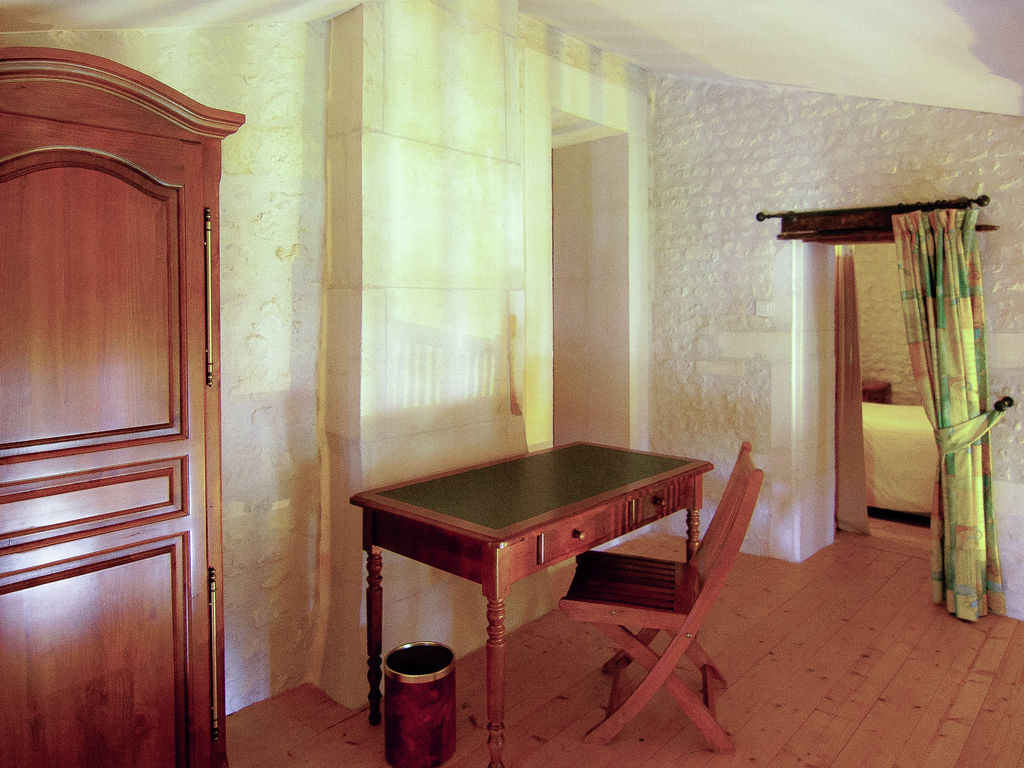 Ferienwohnung Historisches Appartement in Saint-Preuil mit beheiztem Pool (297482), Segonzac, Charente, Poitou-Charentes, Frankreich, Bild 15