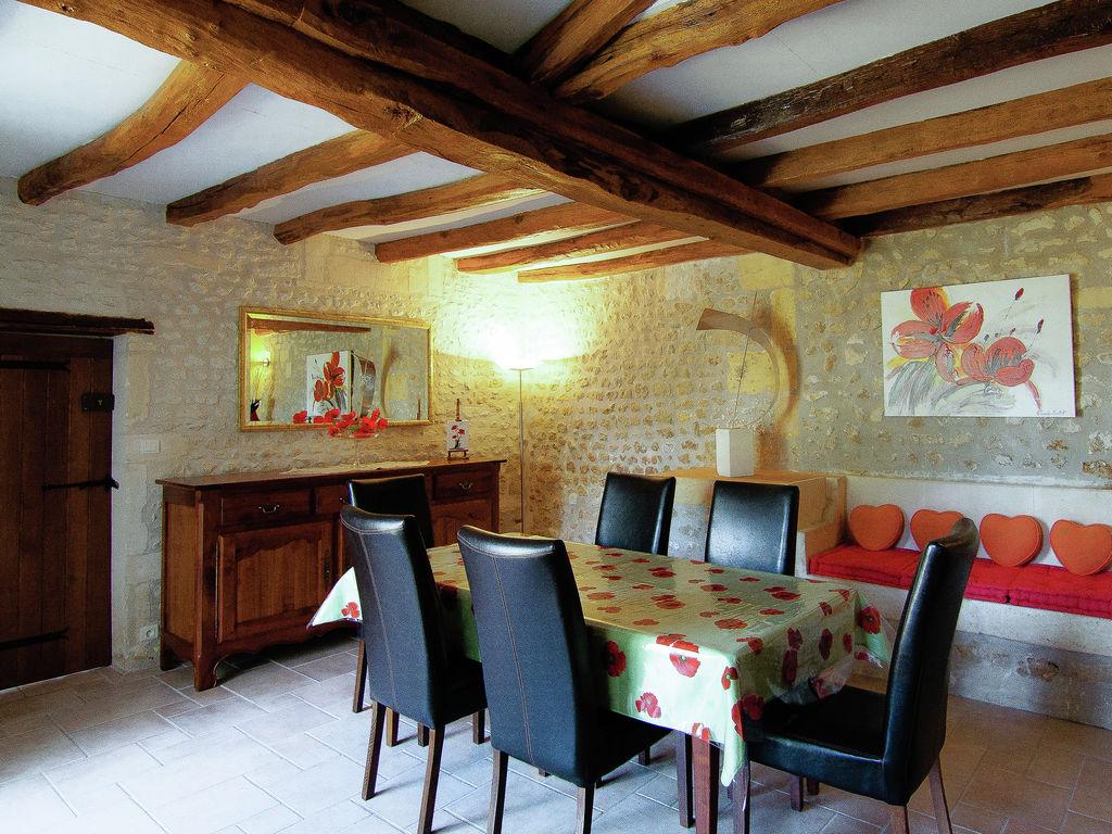 Ferienwohnung Historisches Appartement in Saint-Preuil mit beheiztem Pool (297482), Segonzac, Charente, Poitou-Charentes, Frankreich, Bild 10