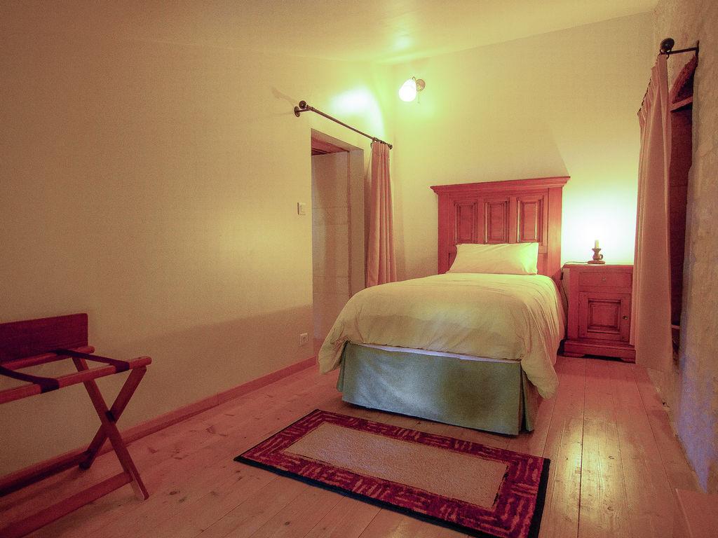 Ferienwohnung Historisches Appartement in Saint-Preuil mit beheiztem Pool (297482), Segonzac, Charente, Poitou-Charentes, Frankreich, Bild 20