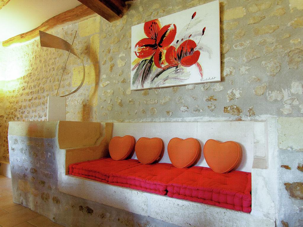 Ferienwohnung Historisches Appartement in Saint-Preuil mit beheiztem Pool (297482), Segonzac, Charente, Poitou-Charentes, Frankreich, Bild 12