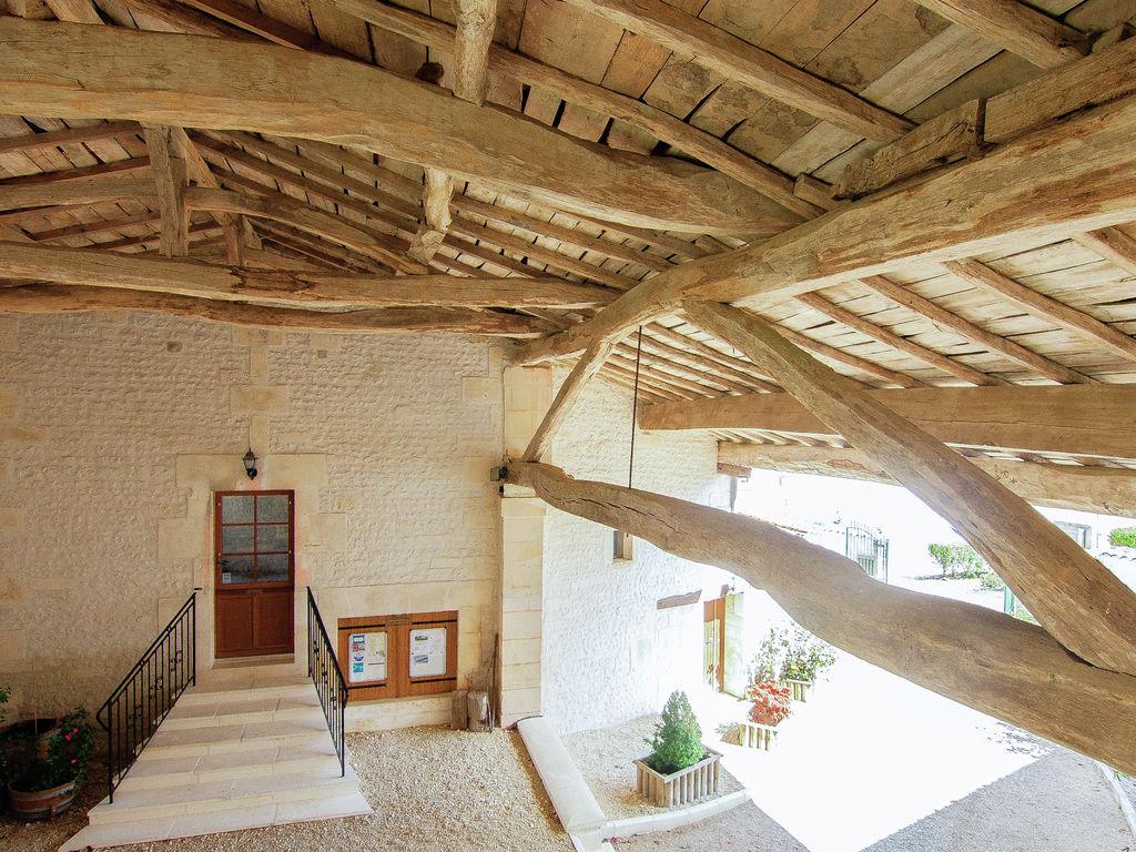 Ferienwohnung Luxusvilla in Saint-Preuil mit Swimmingpool (297484), Segonzac, Charente, Poitou-Charentes, Frankreich, Bild 12