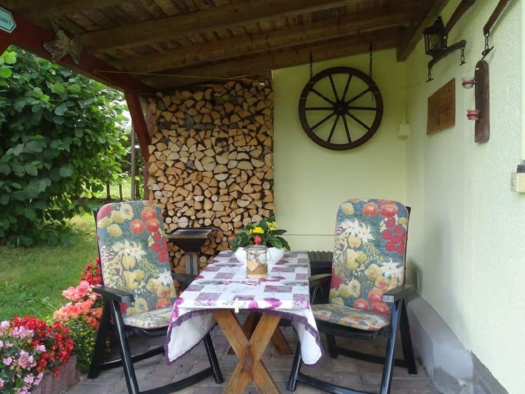Ferienhaus Prachtvolle Ferienwohnung in Sohl, Deutschland mit Terrasse (297529), Bad Elster, Vogtland (Sachsen), Sachsen, Deutschland, Bild 18