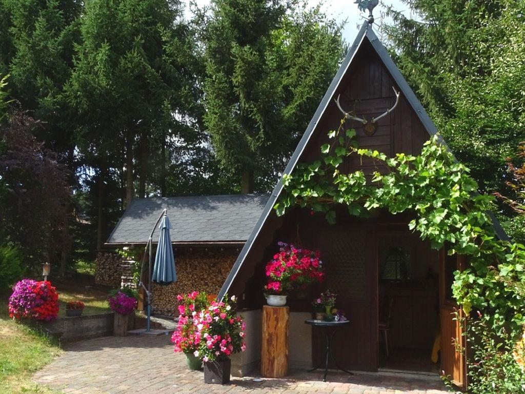 Ferienhaus Prachtvolle Ferienwohnung in Sohl, Deutschland mit Terrasse (297529), Bad Elster, Vogtland (Sachsen), Sachsen, Deutschland, Bild 22