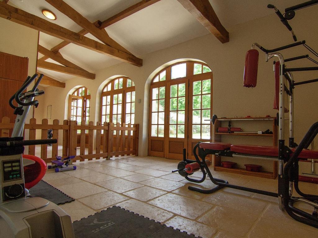 Ferienwohnung Luxuriöse Villa in Saint-Preuil mit Sauna (297497), Segonzac, Charente, Poitou-Charentes, Frankreich, Bild 27