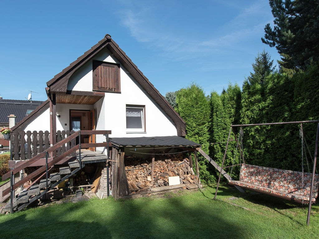 Holiday house Nettes Cottage in Beerheide bei Skigebiet Klingenthal (297532), Auerbach, Vogtland (Saxony), Saxony, Germany, picture 1