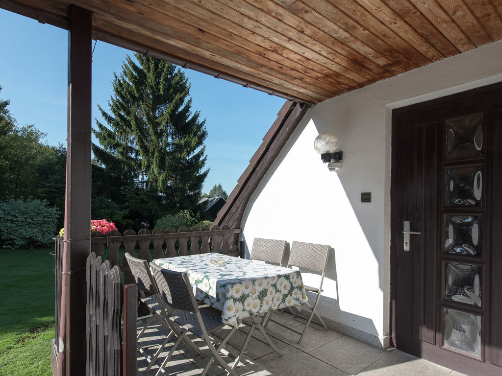 Holiday house Nettes Cottage in Beerheide bei Skigebiet Klingenthal (297532), Auerbach, Vogtland (Saxony), Saxony, Germany, picture 17