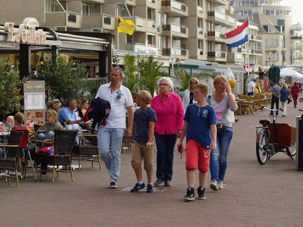 Ferienhaus Komfortables Ferienhaus mit Veranda 1,3 km vom Meer entfernt (297485), Noordwijk aan Zee, , Südholland, Niederlande, Bild 31