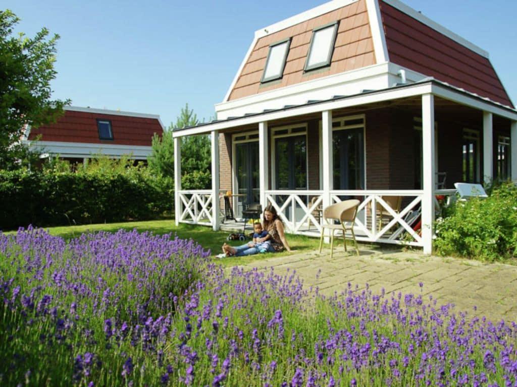 Ferienhaus Komfortables Ferienhaus mit Veranda 1,3 km vom Meer entfernt (297485), Noordwijk aan Zee, , Südholland, Niederlande, Bild 21