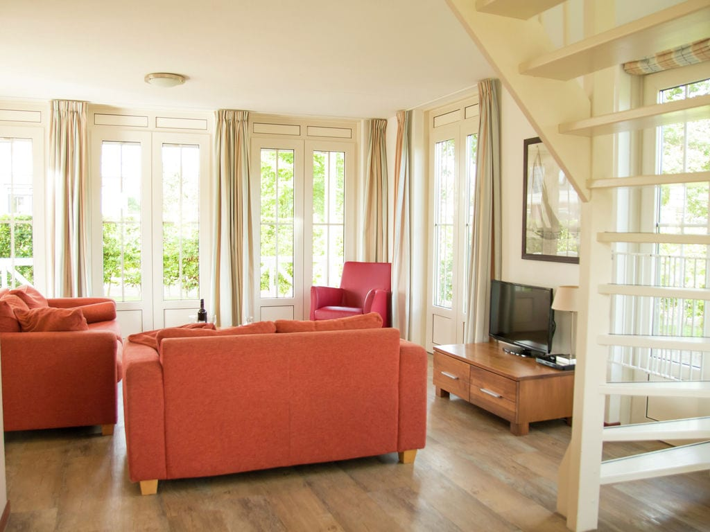 Ferienhaus Komfortables Ferienhaus mit Veranda 1,3 km vom Meer entfernt (297485), Noordwijk aan Zee, , Südholland, Niederlande, Bild 8