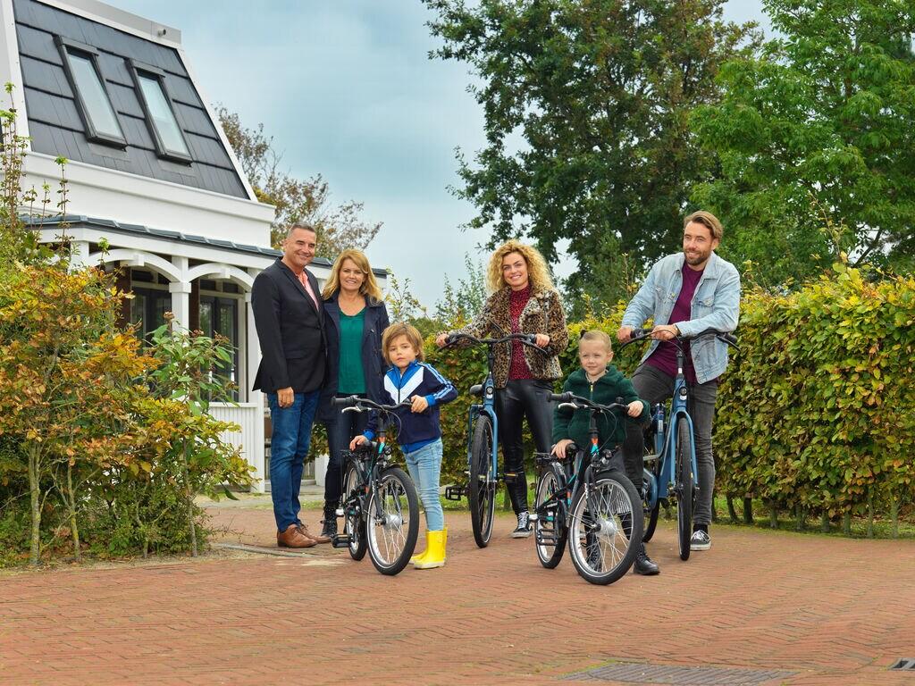 Ferienhaus Komfortables Ferienhaus mit Veranda 1,3 km vom Meer entfernt (297485), Noordwijk aan Zee, , Südholland, Niederlande, Bild 36