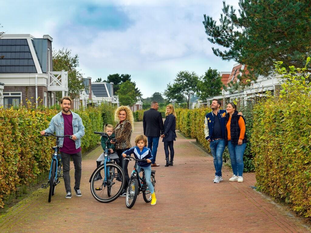 Ferienhaus Komfortables Ferienhaus mit Veranda 1,3 km vom Meer entfernt (297485), Noordwijk aan Zee, , Südholland, Niederlande, Bild 55