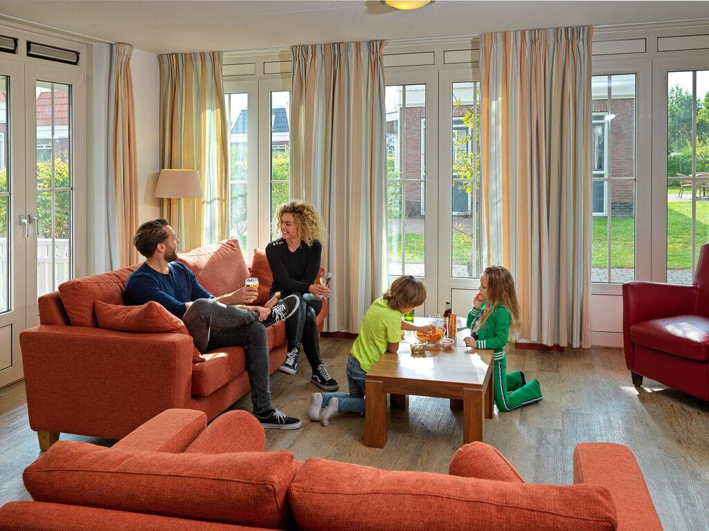 Ferienhaus Komfortables Ferienhaus mit Veranda 1,3 km vom Meer entfernt (297485), Noordwijk aan Zee, , Südholland, Niederlande, Bild 54