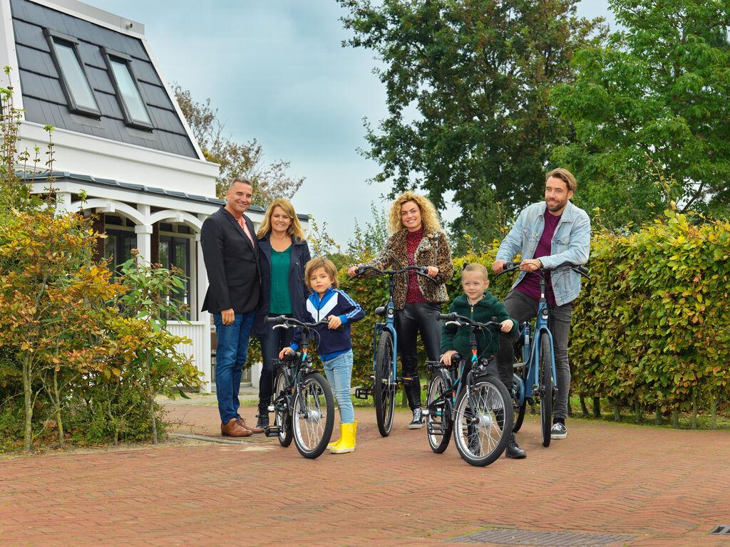 Ferienhaus Komfortables Ferienhaus mit Veranda 1,3 km vom Meer entfernt (297485), Noordwijk aan Zee, , Südholland, Niederlande, Bild 25