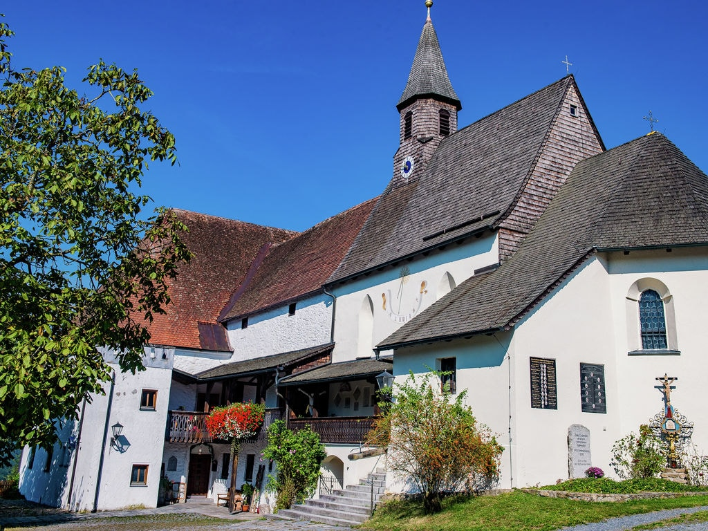 Ferienwohnung Eine moderne Ferienwohnung in Pilgramsberg mit Sauna (299908), Rattiszell, Bayerischer Wald, Bayern, Deutschland, Bild 30