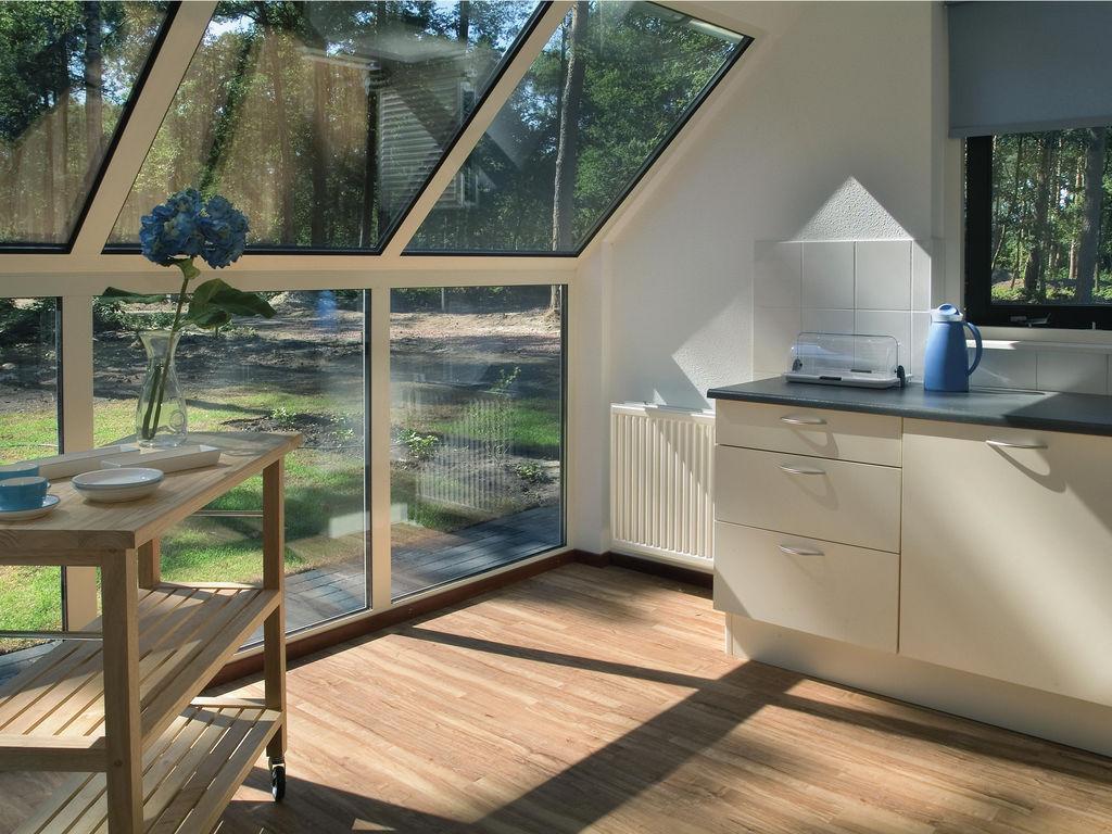 Ferienhaus Gemütliches Chalet mit Geschirrsp. neben Naturschutzgebiet (321215), Borger, , Drenthe, Niederlande, Bild 6