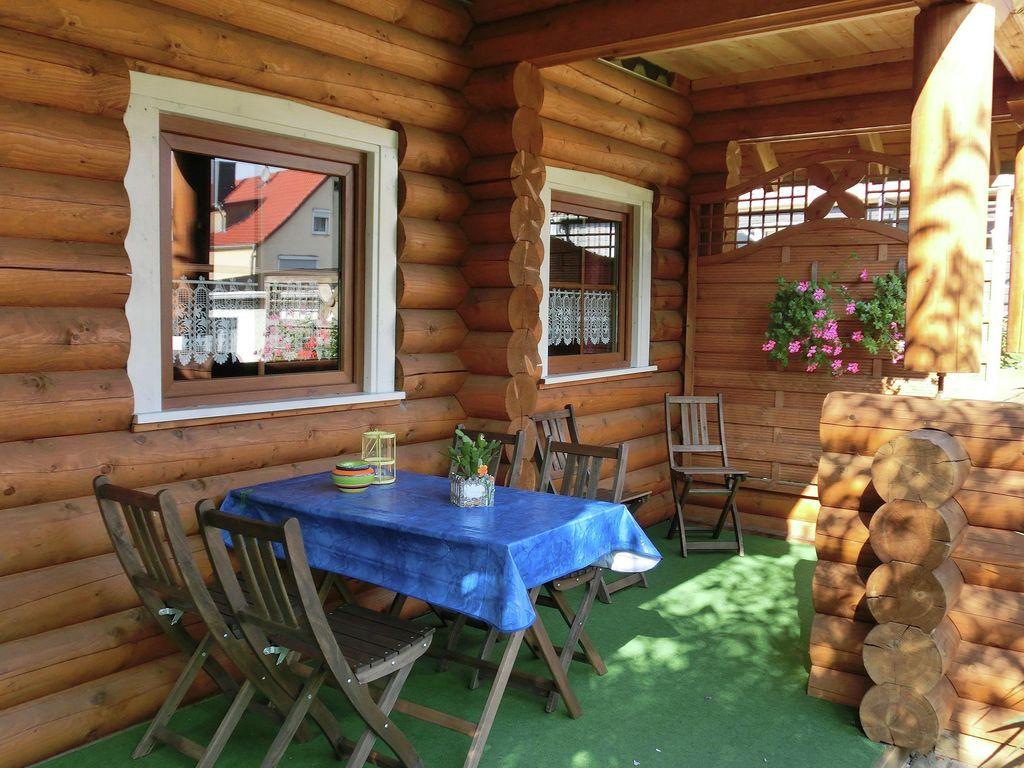 Ferienhaus Exklusives Ferienblockhaus in Dankerode (409950), Ballenstedt, Harz (Sachsen-Anhalt), Sachsen-Anhalt, Deutschland, Bild 5