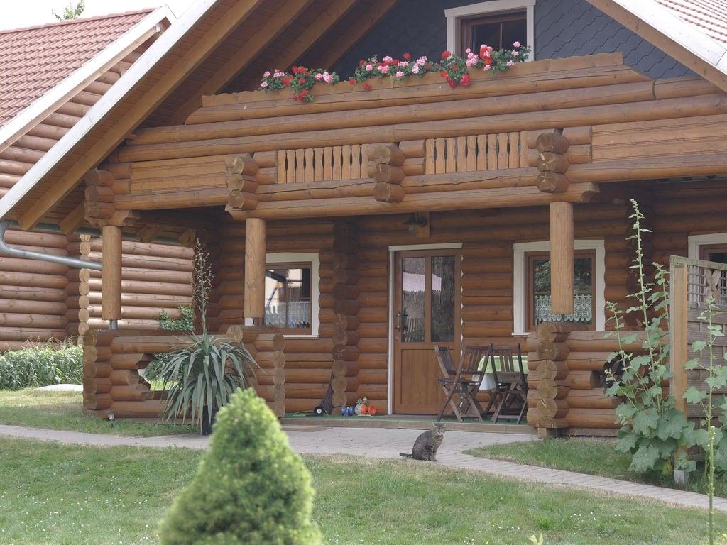 Ferienhaus Exklusives Ferienblockhaus in Dankerode (409950), Ballenstedt, Harz (Sachsen-Anhalt), Sachsen-Anhalt, Deutschland, Bild 6