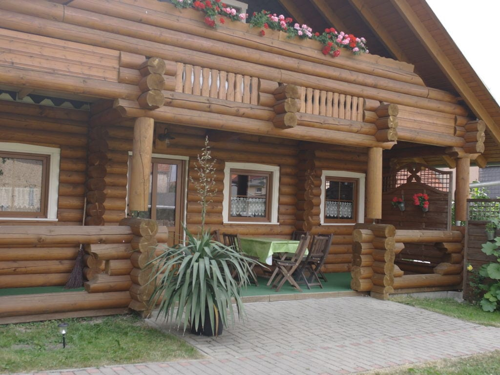 Ferienhaus Exklusives Ferienblockhaus in Dankerode (409950), Ballenstedt, Harz (Sachsen-Anhalt), Sachsen-Anhalt, Deutschland, Bild 7