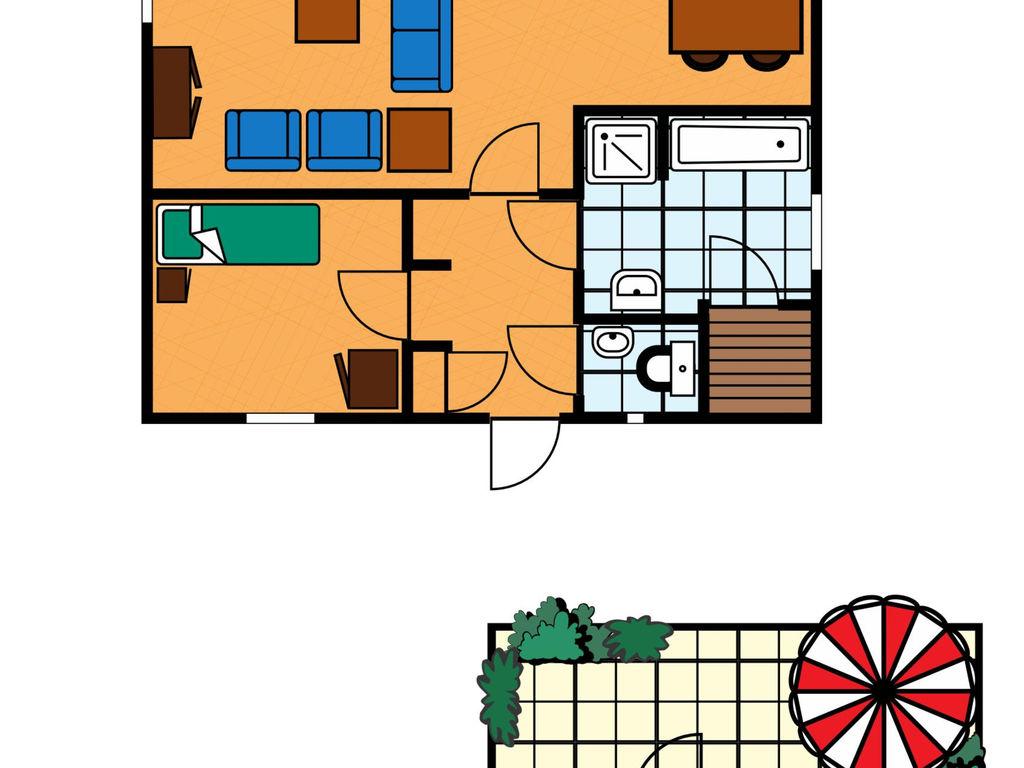 Ferienwohnung Roompot Beach Resort 3 (325446), Kamperland, , Seeland, Niederlande, Bild 7