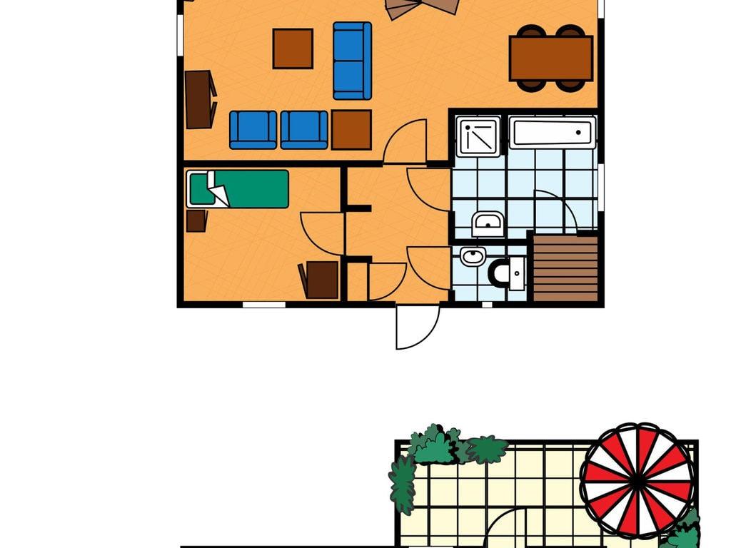 Ferienhaus Roompot Beach Resort 19 (409815), Kamperland, , Seeland, Niederlande, Bild 12
