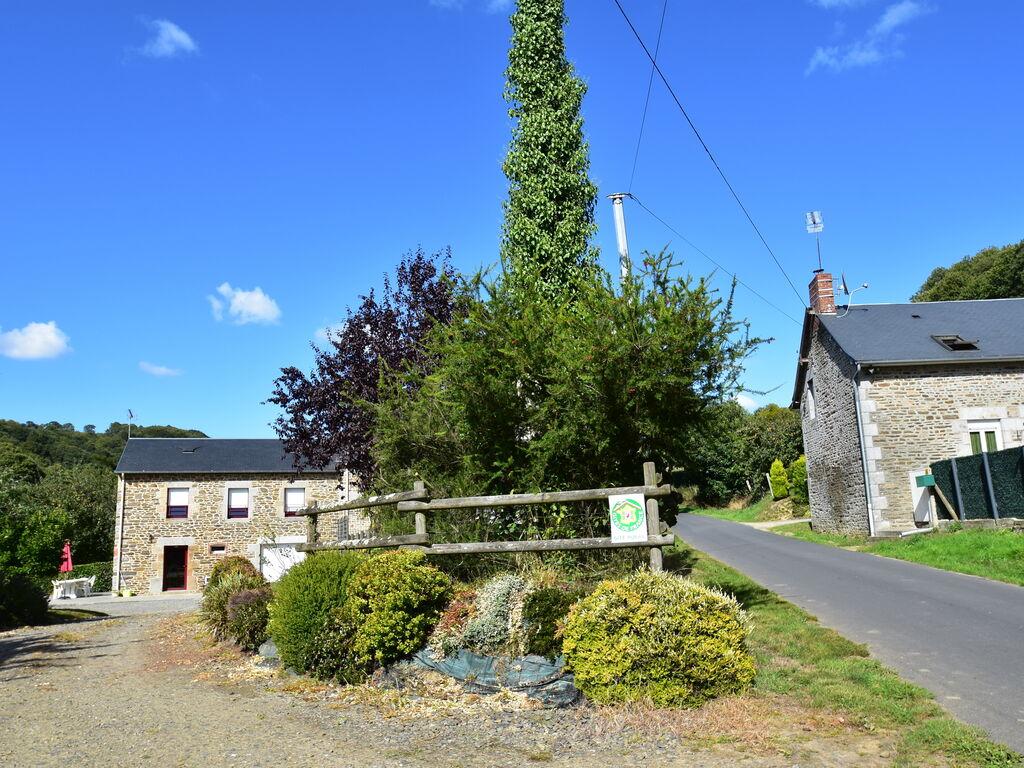 Ferienhaus Gite 6 pers proche Mont St Michel (304328), Montgothier, Manche, Normandie, Frankreich, Bild 19
